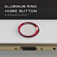 Alumania ALUMINUM RING HOME BUTTON for iPhone (ปุ่มสีขาว)