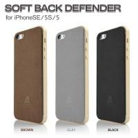 Alumania SOFT BACK DEFENDER for iPhone 5/5s/SE