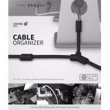 ชุดจัดสายไฟ/สายชาร์จ WSKEN Cable Organizer