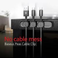 อุปกรณ์จัดเก็บสาย BASEUS Peas Cable Clip