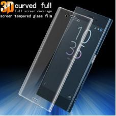 ฟิล์มกระจก  แบบเต็มจอลงโค้ง Imak 3D Tempered Glass แบบใส สำหรับ Xperia