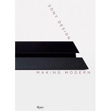หนังสือ SONY DESIGN MAKING MODERN [English Edition]
