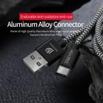สายชาร์จ DUX DUCIS Family Fast Charge USB Type-C and Data Cable (USB A to C)