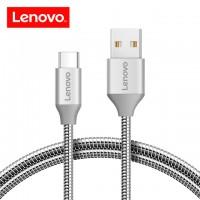 สายชาร์จ/ส่งข้อมูล Lenovo Metal Wire USB Type-C and Data Cable
