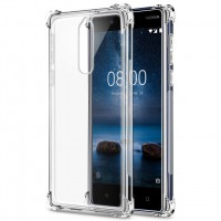เคส Nokia 8 Anti-Shock Protection TPU Case