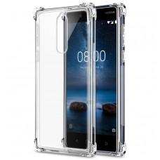 เคส Nokia 8 Anti-Shock Protection TPU Case