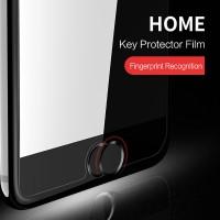 สติ๊กเกอร์ติดปุ่มสแกนลายนิ้วมือ USAMS Aluminium Ring Fingerprint Button for Xperia / iPhone