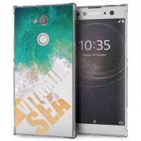 เคส SONY Xperia XA2 Ultra View Series Anti-Shock Protection TPU Case [VE001]
