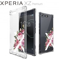 เคส SONY Xperia XZ Premium X Style Series Anti-Shock Protection TPU Case [XS001]