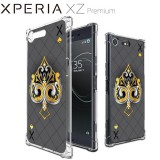 เคส Xperia XZ Premium X Style Series Anti-Shock Protection TPU Case [XS003]