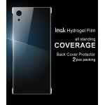 ฟิล์ม Hydrogel Imak กันรอยด้านหลังแบบลงโค้ง สำหรับ Xperia XA1 Plus (2 แผ่น)