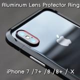 แหวนครอบเลนส์ Devilcase Aluminum Lens Protector Ring for iPhone 7 / 7+ / 8 / 8+ / X