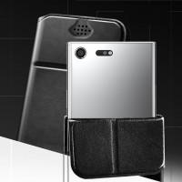 เคสหนังฝาพับ สำหรับมือถือ สารพัดประโยชน์ DUX DUCIS Universal PU Leather Wallet Phone Cases