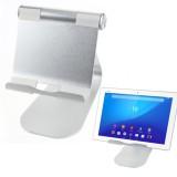 Aluminum Alloy Desktop Stand Holder for Smartphone and Tablet