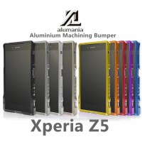 Alumania 【EDGE LINE-BUMPER】 for Xperia Z5 (สินค้าจากญี่ปุ่น)