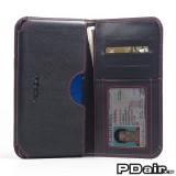 ซองหนังแท้ PDair Leather Card Wallet Case (ตะเข็บแดง)