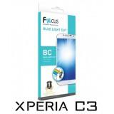 ฟิล์มถนอมสายตา Focus Blue Light Cut สำหรับ Xperia C3 ด้านหน้า