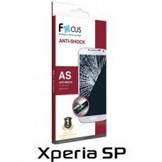 ฟิล์มกันกระแทก Focus Anti-Shock สำหรับ Xperia SP ด้านหน้า