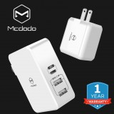 Adapter ที่ชาร์จ Mcdodo 29W and 41W Type-C PD Fast Charger