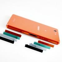 จุกปิด Sony Xperia Z3 Compact Port Cover (เซต 2 ชิ้น) : AAA Grade