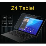 ฟิล์มกระจก  Real Tempered Glass for Xperia Z4 Tablet