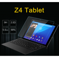 ฟิล์มกระจก  Real Tempered Glass for Xperia Z4 Tablet