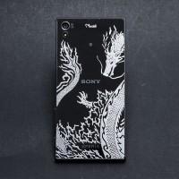 ฟิล์มกันรอยด้านหลังแบบใส Moxbii Mystique สำหรับ SONY Xperia Z2 Z3 iPhone 6 6s Plus
