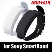 BUFFALO SmartBand SWR10 Silicone Case and Wristband [สินค้านำเข้าจากญี่ปุ่น]