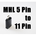 หัวแปลง MHL 5 pin to 11 pin adaptor