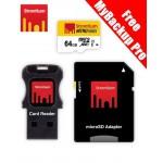 Strontium Nitro microSDHC, SDXC UHS-I Card Class 10