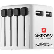 SKROSS World USB Charger