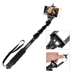 Strong Selfie monopod with phone clip