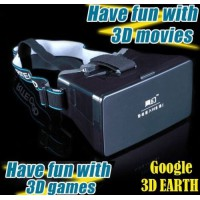 Mobile Phone 3D Virtual Reality (VR) Headset