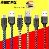 สายชาร์จ/ซิงค์ REMAX Nylon for Micro USB