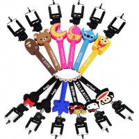 Cute Cartoon Monopod for Smartphone and Camera